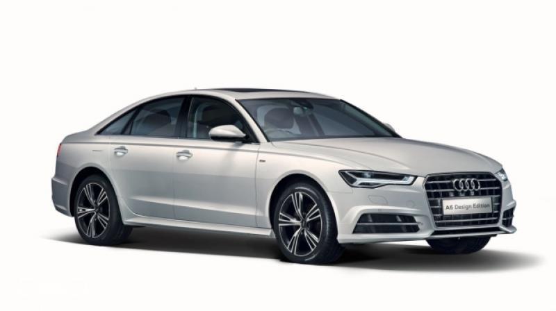 Audi luxury car for marriage wedding
