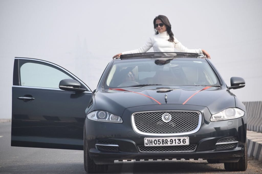 Need luxury car Jaguar for marriage