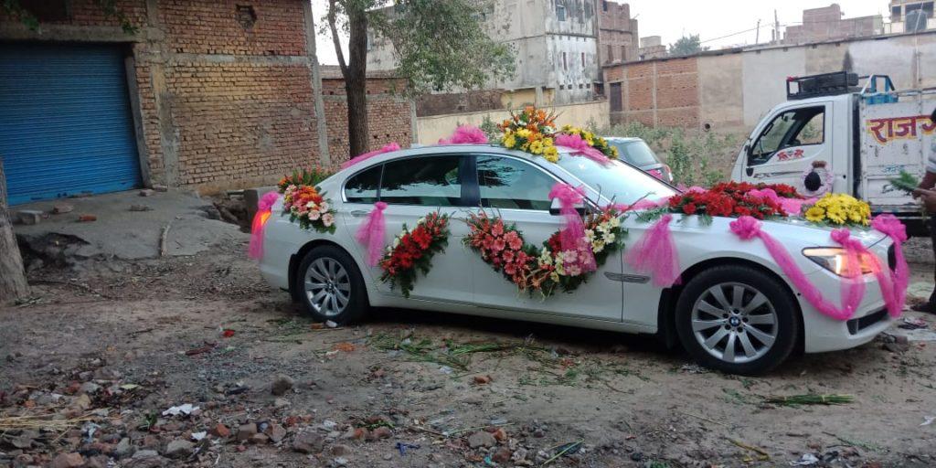 Muzaffarpur luxury BMW car on rent