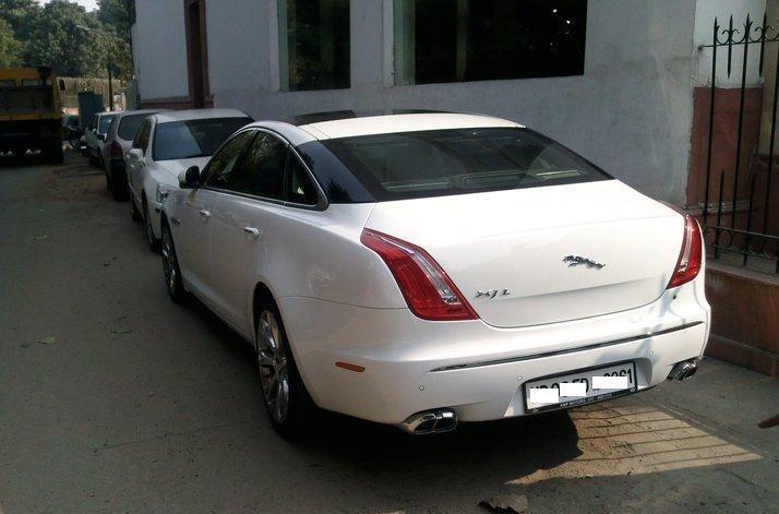 Jaguar luxury car for marriage wedding