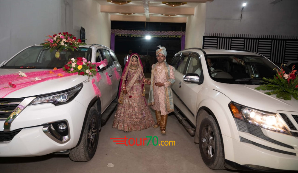 Divyam sister's wedding Patna to Samastipur