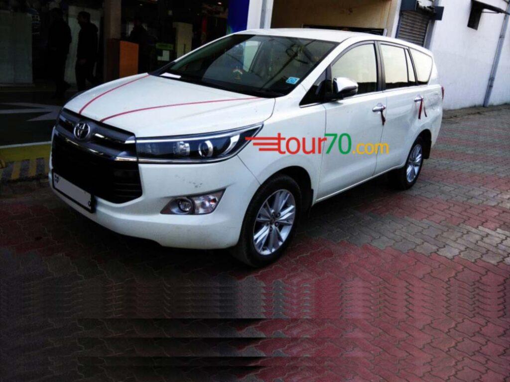 Wedding car Innova Crysta from Fatehabad Muzaffarpur to Jamshedpur