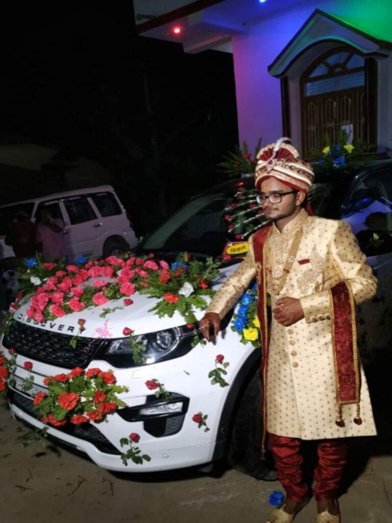 Range Rover luxury car rental in Dalsingsarai Samastipur – Vikram Mishra